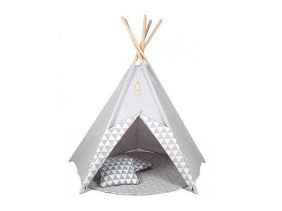 Namioty dla dzieci – modne wyposażenie wnętrz na Homebook.pl