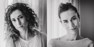 Hania Chylińska i Marta Siwiec z Meblościanka Studio