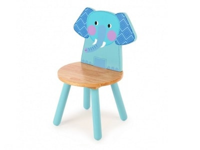 Granatowe Krzesła i fotele dla dzieci – modne wyposażenie wnętrz na Homebook.pl