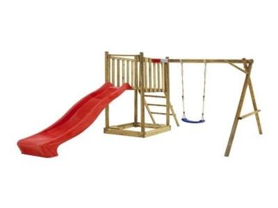 Plac zabaw – modne wyposażenie wnętrz na Homebook.pl