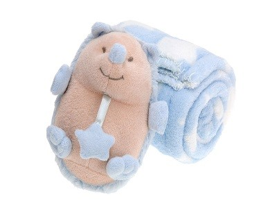 Fioletowe Tekstylia do pokoju dziecięcego - wyposażenie wnętrz