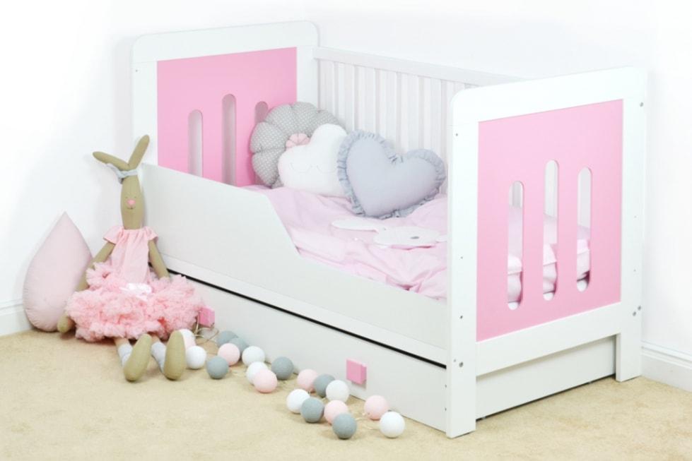 Pozostałe akcesoria do łóżeczek – modne wyposażenie wnętrz na Homebook.pl