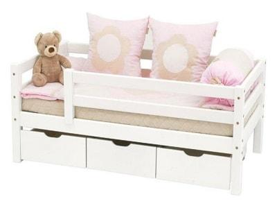 Łóżka dla dzieci Kolor biały - wyposażenie wnętrz