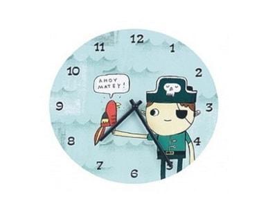 Zegary dziecięce - wyposażenie wnętrz