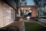 Taras - zdjęcie od STUDIO.O. organic design - Homebook