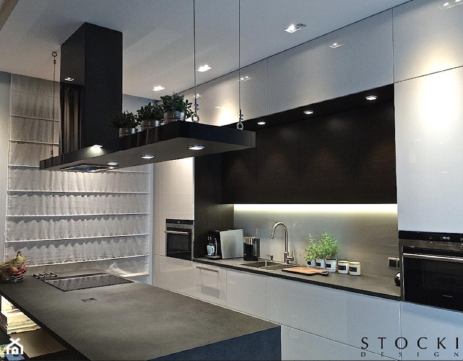 Penthouse Wilanów Kuchnia Zdjęcie Od Stocki Design