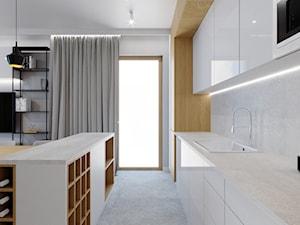 Miejski azyl dla dwojga-kuchnia. - zdjęcie od Renee's Interior Design