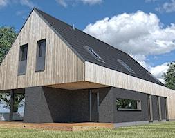 Dom Mysłowice - zdjęcie od MiA Projektowanie Michał Kanclerz - Homebook