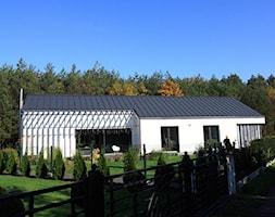 Budynek jednorodzinny, Bieruń - b. Tychy - Domy - zdjęcie od MiA Projektowanie Michał Kanclerz - Homebook