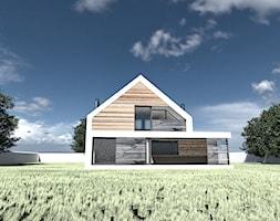 Projekt domu Bieruń - zdjęcie od MiA Projektowanie Michał Kanclerz - Homebook