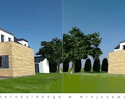Budynek jednorodzinny w Świerczyńcu - zdjęcie od MiA Projektowanie Michał Kanclerz - Homebook