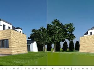 Projekt budynku mieszkalnego w Świerczyńcu