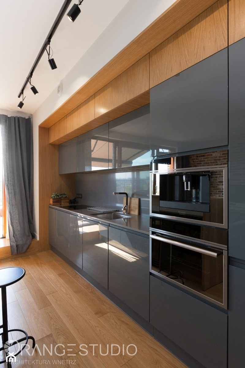 apartament quotwilga parkquot krak243w ma�a otwarta kuchnia