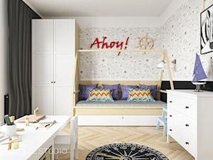 """Pokój dziecka """" Mały Odkrywca"""" - zdjęcie od ORANGE STUDIO"""
