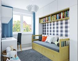 Gabinet do pracy i pokój gości - zdjęcie od ORANGE STUDIO