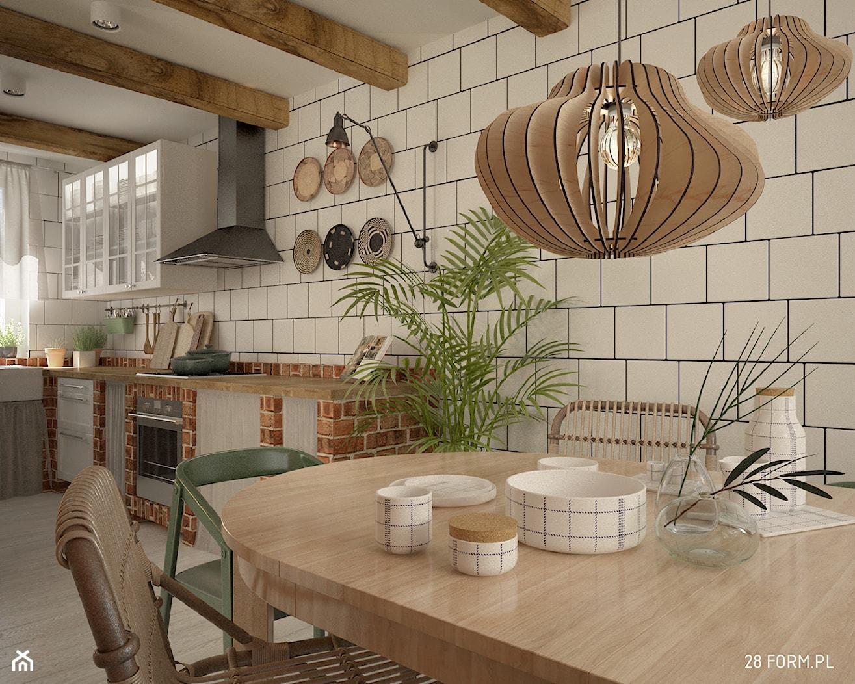 Kuchnia we wsi Czerniec - zdjęcie od 28 FORM - Homebook