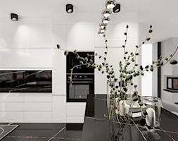 dom okolice Radomska - Kuchnia, styl nowoczesny - zdjęcie od ALI DECOR ALINA KOWALSKA PROJEKTOWANIE I ARANŻACJA WNĘTRZ - Homebook
