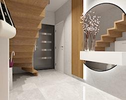 dom okolice Radomska - Hol / przedpokój, styl nowoczesny - zdjęcie od ALI DECOR ALINA KOWALSKA PROJEKTOWANIE I ARANŻACJA WNĘTRZ - Homebook