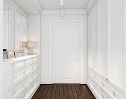 Mieszkanie w bieli. - zdjęcie od Malwina Wilczek Projektowanie Wnętrz