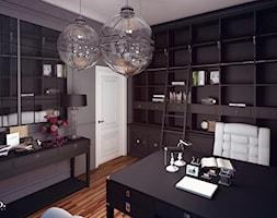 Biuro na Marszałkowskiej. - zdjęcie od Malwina Wilczek Projektowanie Wnętrz