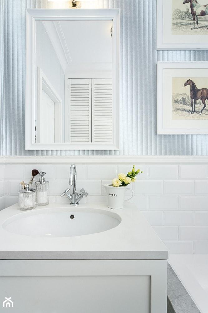 Spokojna przestrzeń. - zdjęcie od Malwina Wilczek Projektowanie Wnętrz - Homebook