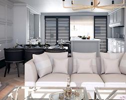 Mocern Classic Home - zdjęcie od Malwina Wilczek Projektowanie Wnętrz
