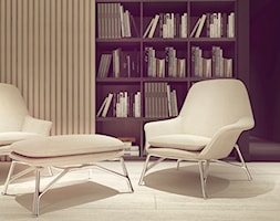 POP ART HOUSE - Salon, styl minimalistyczny - zdjęcie od CUDO STUDIO - Homebook