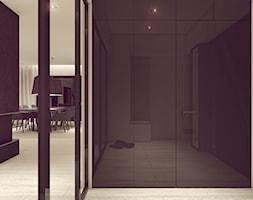 POP ART HOUSE - Mały beżowy hol / przedpokój, styl minimalistyczny - zdjęcie od CUDO STUDIO - Homebook