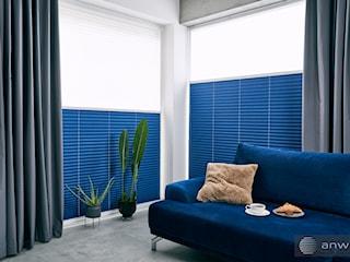 Classic Blue – najmodniejszy kolor 2020 roku. Zobacz najnowsze trendy tkaninowe do rolet i plis