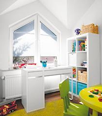 Jak udekorować okno w pokoju dziecięcym? Bezpieczne dla dzieci osłony ANWIS