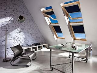 Rolety czy plisy – jak przesłonić okna na poddaszu?