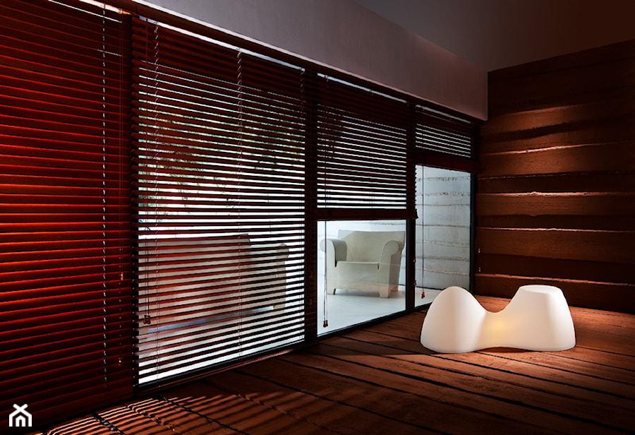 aluzje poziome drewniane 50 mm zdj cie od anwis sp z o. Black Bedroom Furniture Sets. Home Design Ideas