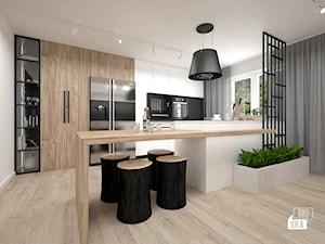 Projekt modernizacji wnętrza domu