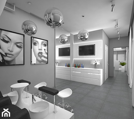 Salon Kosmetyczny Zdjęcie Od Big Idea Studio Projektowe
