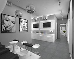 Salon kosmetyczny projekt big idea studio projektowe for 15 115 salon kosmetyczny