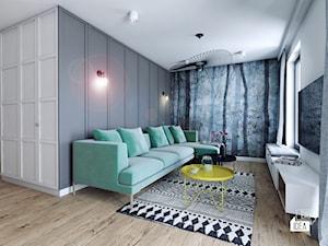 Projekt domu 107,52 m2 / Wieliczka