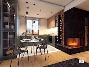 Projekt domu 45 m2 / Bochnia