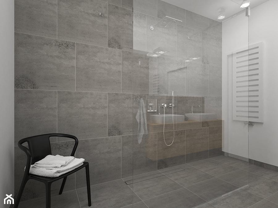 Projekt łazienki 9 M2 Bochnia łazienka Styl
