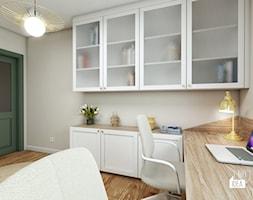 Projekt mieszkania 100m2 / Kraków / Gabinet - zdjęcie od BIG IDEA studio projektowe - Homebook