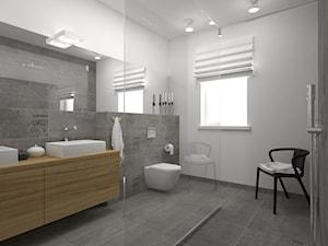 Projekt łazienki 9 m2 / Bochnia
