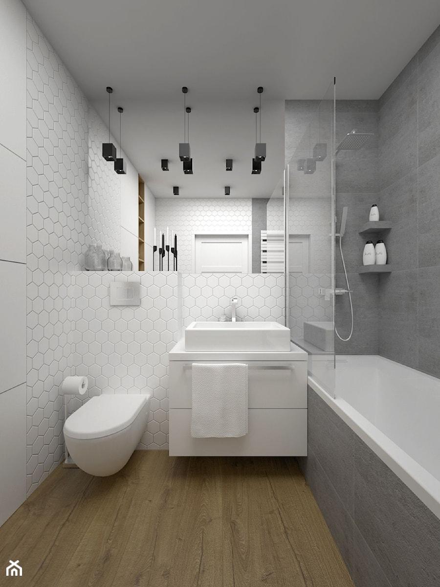 Azienka 5 m2 ma a azienka w bloku w domu for Badezimmer 4 5 m2