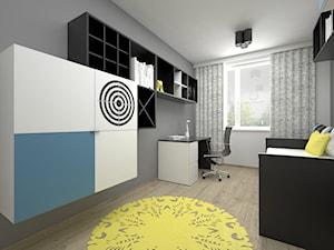 Projekt pokoju dla dziecka 17 m2 / Bochnia