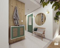 Projekt+mieszkania+100m2+%2F+Krak%C3%B3w+%2F+Przedpok%C3%B3j+-+zdj%C4%99cie+od+BIG+IDEA+studio+projektowe