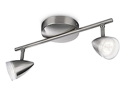 Philips myLiving Oświetlenie punktowe MAPLE matowy chrom LED