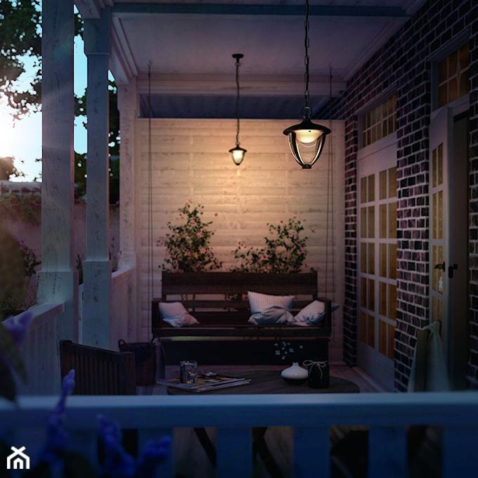 Pomysły Na Oryginalne Oświetlenie Balkonu Tarasu Ogrodu