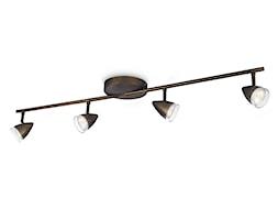 Philips myLiving Oświetlenie punktowe MAPLE brązowy LED