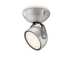 Philips myLiving Oświetlenie punktowe DYNA szary LED