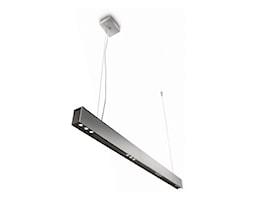 Philips InStyle Oprawa wisząca Delga aluminium LED