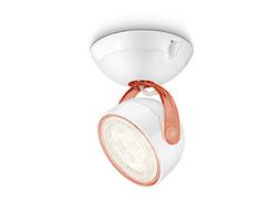 Philips myLiving Oświetlenie punktowe DYNA czerwony LED