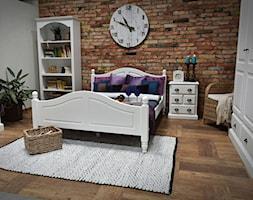 Łóżko świerkowe Charlotte Mix 10 - zdjęcie od SEART.PL - Homebook
